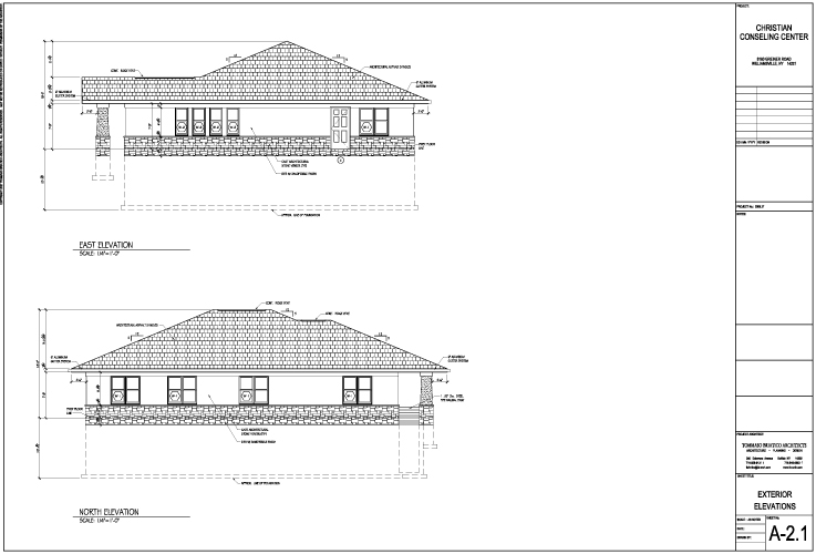 Elevations A-2.1 Elevations (1)