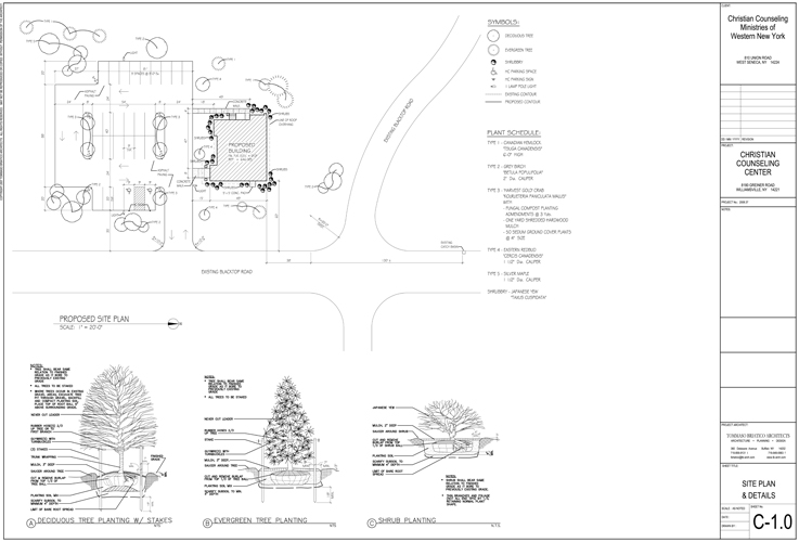 Proposed Site C1.0 Site Plan (1)