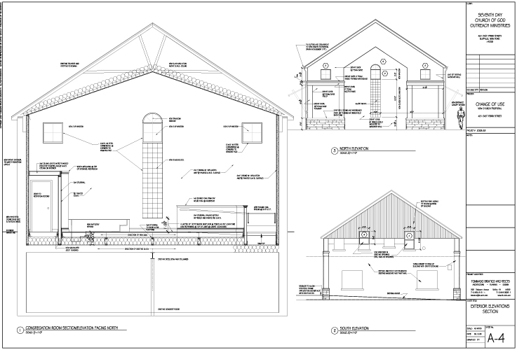 ELEVATIONs A-3 A-4 ELEVATIONS (1)