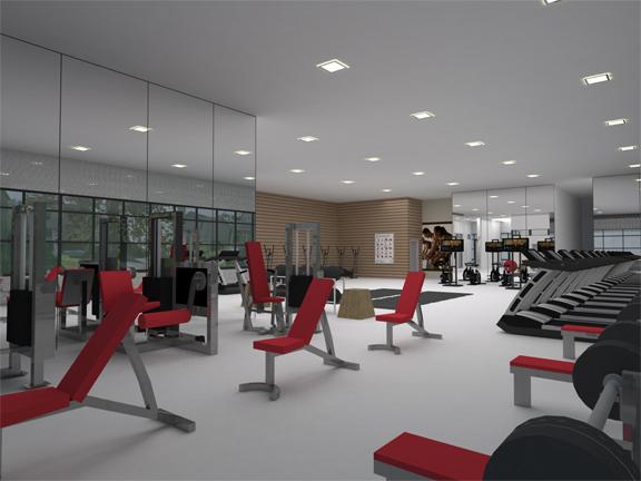 1st - Gym 1